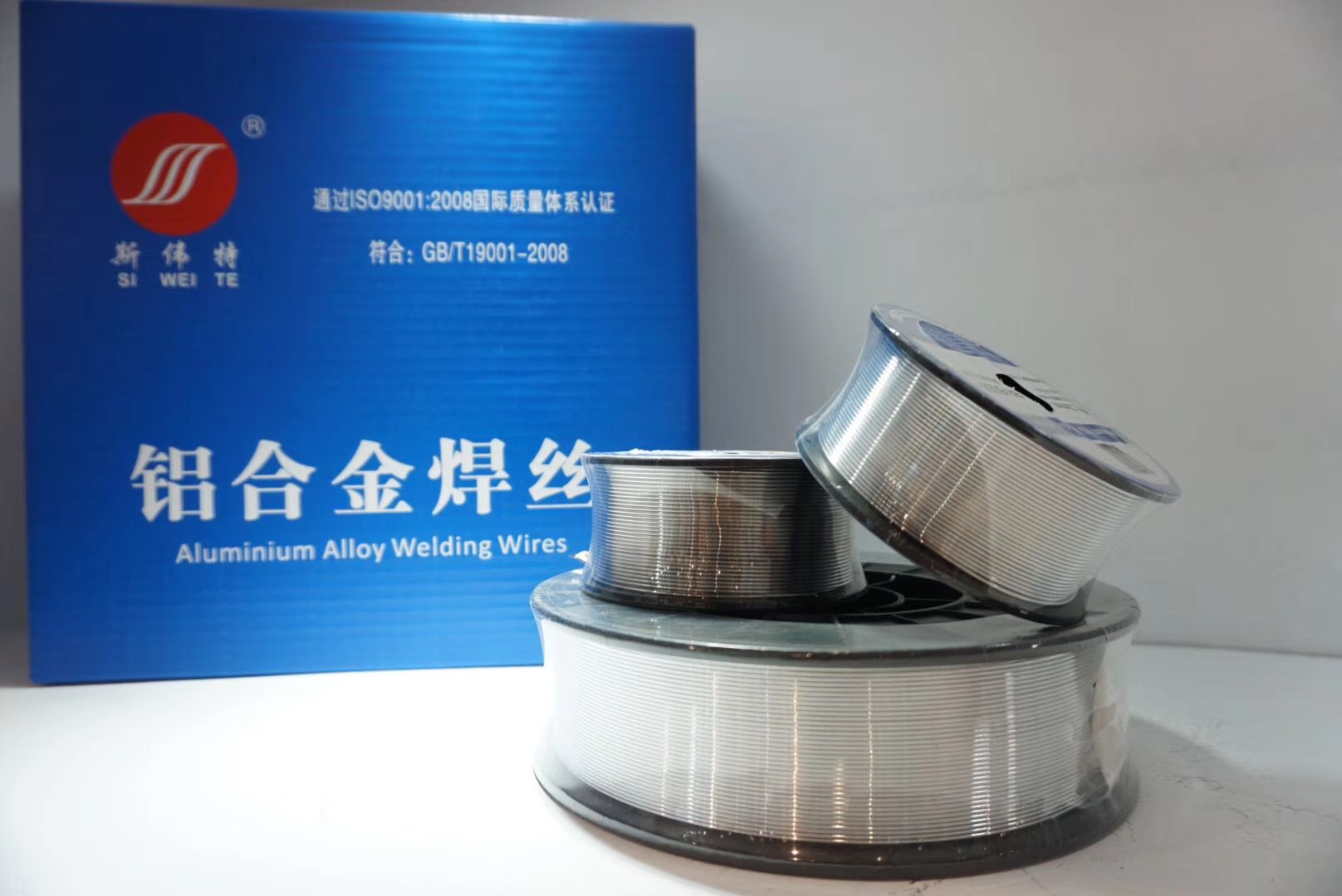 aluminum welding wire packing